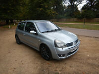 Renault Clio RenaultSport 172 Phase 2