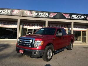 2012 Ford F-150 XLT AUT0 4WD SUPER CAB ONLY 125K