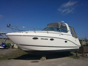 2008 rinker boat co 280 EXPRESS