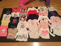 Girls bundle 1-2 years