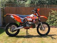 2016 KTM EXC 300 FACTORY EDITION