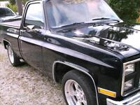 Custom Built 1982 Chevrolet C10 Pickup Truck 427
