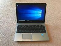 Laptop HP ProBook 650 G1 i5 4th gen 16GB ram 240GB SSD drive WIN10PRO