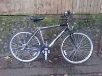 "Apollo highway gents bike 21"" hybrid"