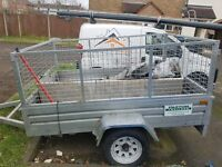 Paxton Trailer hardly used in very good condition