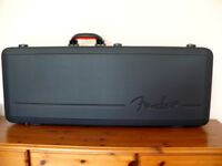 Fender ABS Molded Case for Stratocasters and Telecasters