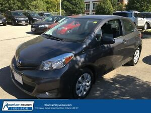 2012 Toyota Yaris 68500 KMS & NO ACCIDENTS