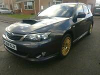 2009 SUBARU IMPREZA WRX TURBO 4X4 MAY PX