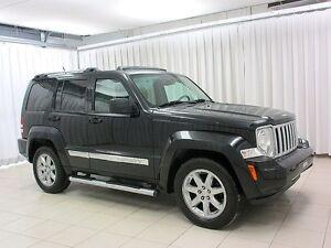 2010 Jeep Liberty LIMITED 4X4 SUV