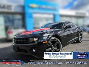 2011 Chevrolet Camaro 2LT Coupe  - Certified - $161.93 B/W - Low