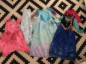 Frozen girls dressing up bundle 7/8