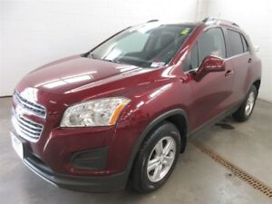 2016 Chevrolet Trax LT- AWD! BACK-UP CAM! ALLOYS! SUNROOF!