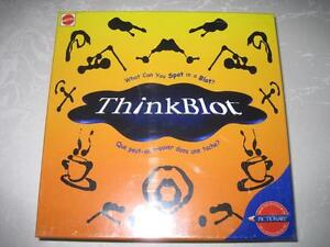 """""""THINKBLOT"""" GAME~ FOR ADULTS~WHAT CAN YOU SPOT IN A BLOT? Edmonton Edmonton Area image 4"""