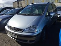 2005 1.9 Diesel Ford Galaxy, Breaking for parts only, Postage Nationwide