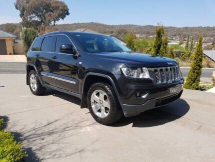 2012 Jeep Grand Cherokee Wagon Diesel - Available Now