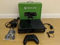 Microsoft Xbox One 500 GB Black Console - Excellent condition in original packaging