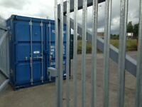 LOW COST STORAGE, secure and 24-hour in new shipping containers, Fabian Way, SWANSEA