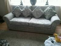 3 and 2 piece settee