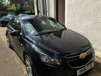 Chevrolet Cruize 1.8 LTV Automatic