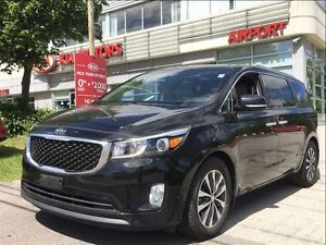 2017 Kia Sedona SX+ / DEMO / 3.39% UP TO 84 MO