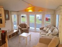 Stunning caravan for sale with front patio doors - Sundrum Castle Holiday Park