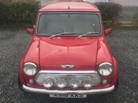 2000 - Low Mileage Classic Mini Cooper 1275i