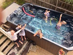SWAP / TRADE - 6000lt - Swim Spa Pool - BERWICK VIC Berwick Casey Area Preview