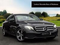 Mercedes-Benz E Class E 220 D SE (black) 2016-07-25