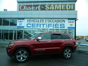 2015 Jeep Grand Cherokee Limited CUIR + JANTES DE 20