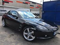 Mazda RX-8 1.3 Drives Superb Main Dealer Service History Red Leather Seats 1 Owner