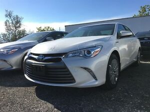 2017 Toyota Camry HYBRID XLE, LEATHER, MOONROOF, NAVIGATION