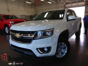 2017 Chevrolet COLORADO 4WD CREW CAB LT/DEMARREUR/CAMERA DE RECU