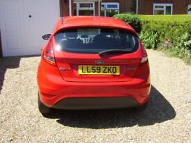 FORD FIESTA ECONECTIC TDCI 2010