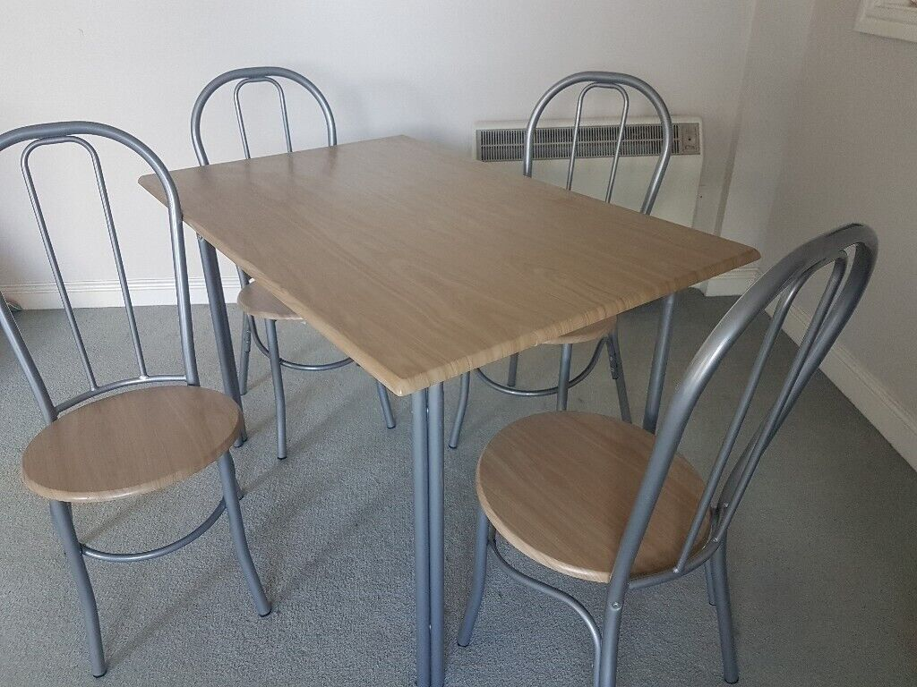 Dining Table And Chairs Or Hobby Craft Table In Plymouth Devon