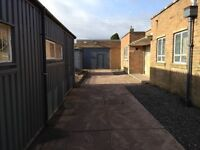 ALNWICK & AMBLE ARE - WORKSHOPS, UNITS, STUDIOS, OFFICES, - BROOMHILL, MORPETH -