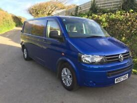 VW T5 camper Transporter facelift low miles