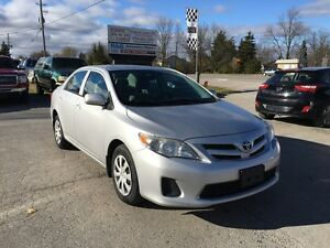 2011 Toyota Corolla LE  - Power options London Ontario image 1