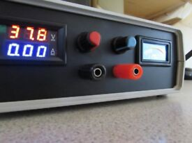 Variable Power Supply (AC to DC) 5A @ 60 Watts