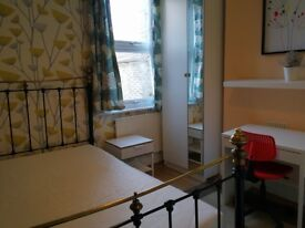 Double room,all bills include.great house with garden