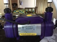 Showerforce Easiboost 2 Shower Pump, very good condition