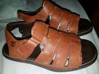 Mens Timberlands Sandals