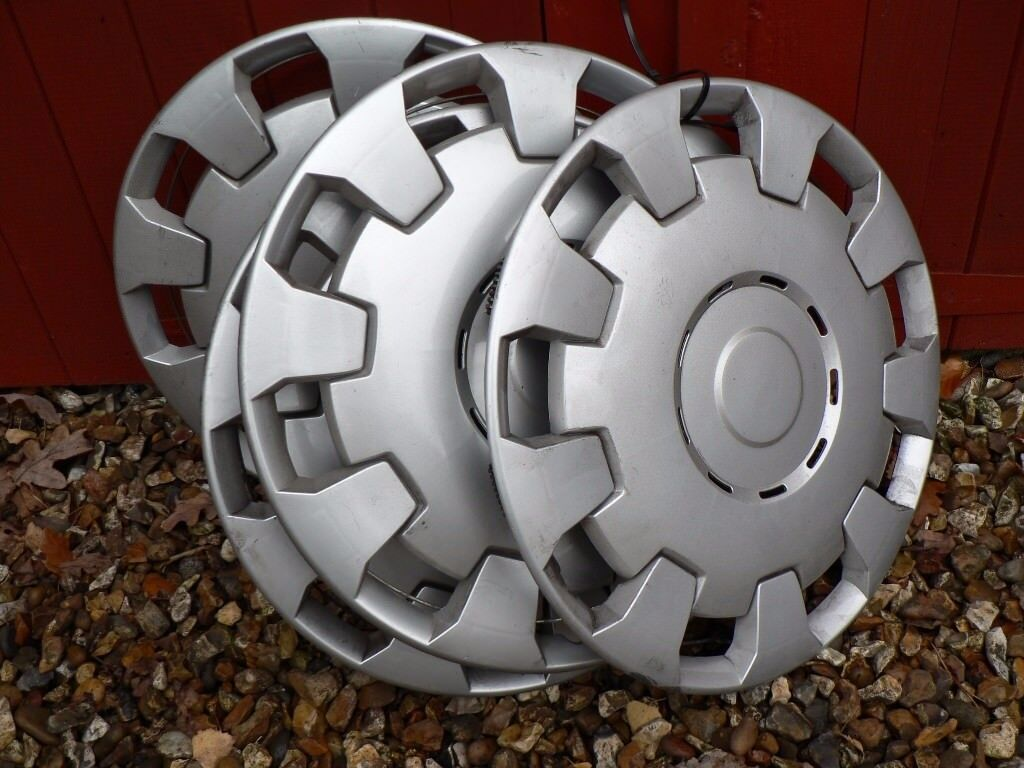 4x Wheel trim covers