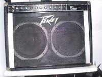 PEAVEY CLASSIC 2X12 VALVE GUITAR AMP