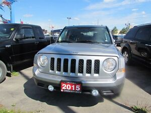 2015 Jeep Patriot Sport/North * 4X4 * ONE OWNER London Ontario image 2