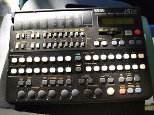 Korg i5M  auto accompaniment Sound and Drum/Rhythm Module