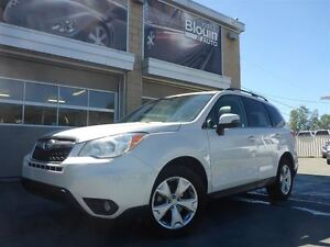 2014 Subaru Forester 2.5i Limited Package, 54278km