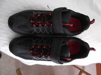 New Mountain Bike Shoes size 8