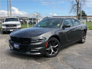 2017 Dodge Charger SXT**RALLYE**SUNROOF**NAV**BACK UP CAM**