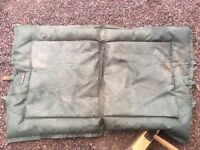 Chub fishing mat