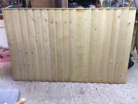 Fence panel new